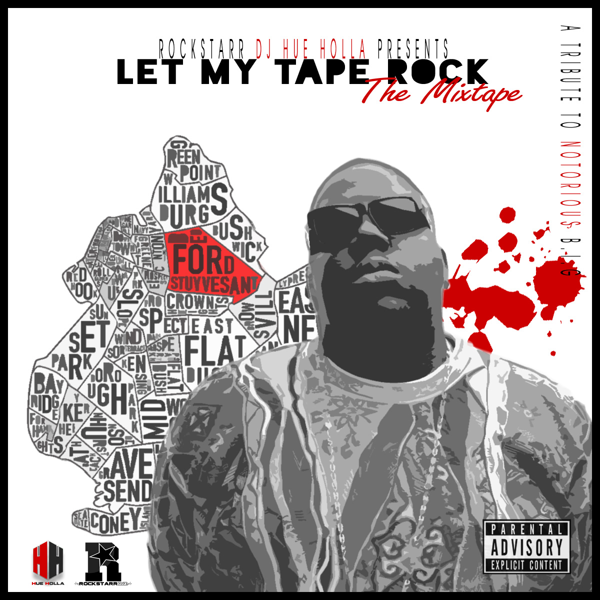 Let My Tape Rock - Mar 2014